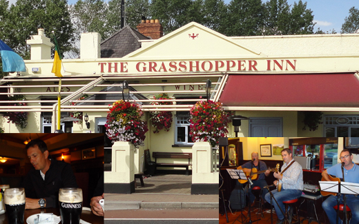 The Grasshopper Inn: Ein rund um sorglos Paket